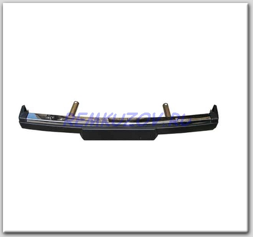 Номер по каталогу: 2107-2803012.  Кликните по картинке бампер передний ВАЗ 2107 в сборе для увеличения изображения.