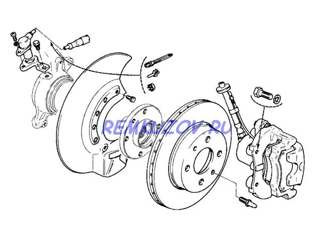 Диск вентилируемый тормозной ВАЗ 2110 - R13: http://www.remkuzov.ru/catalog/info/Mehanika_VAZ/disk_tormoznoj_ventiliruemyj_R13_VAZ_2110/