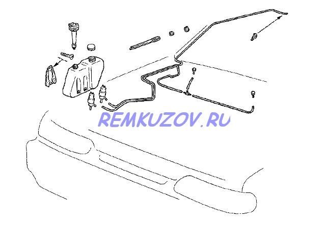 2-мотора ВАЗ 2108