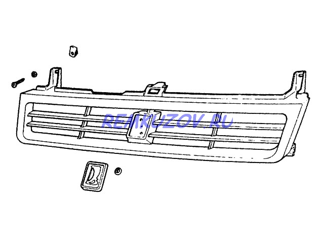 радиатора ВАЗ 21083