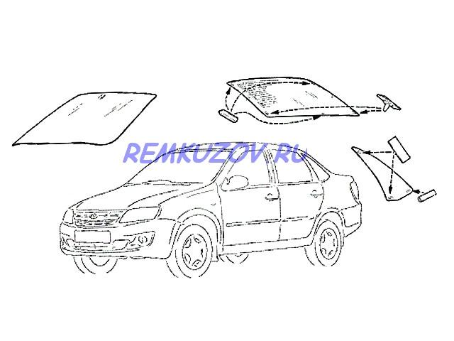 Чем защитить лобовое стекло автомобиля